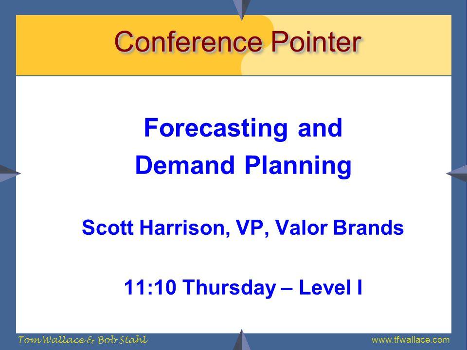 Scott Harrison, VP, Valor Brands