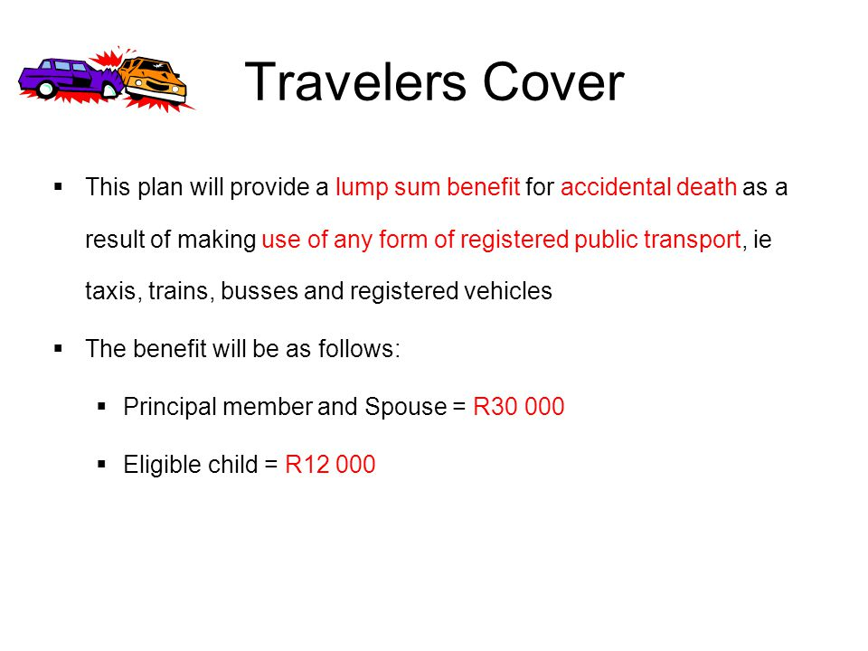 Travelers Cover