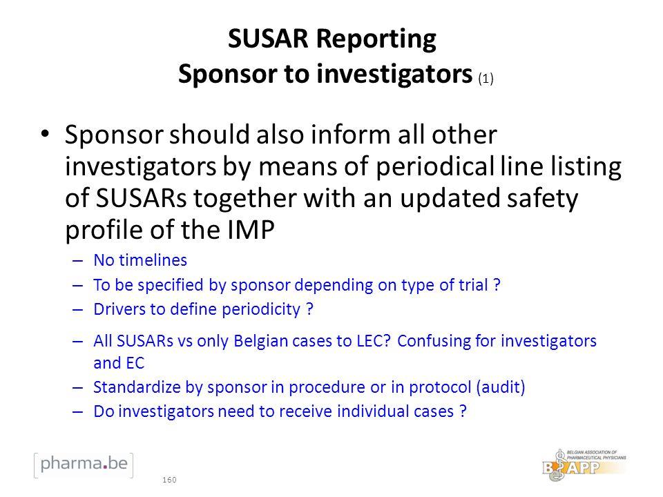 SUSAR Reporting Sponsor to investigators (1)