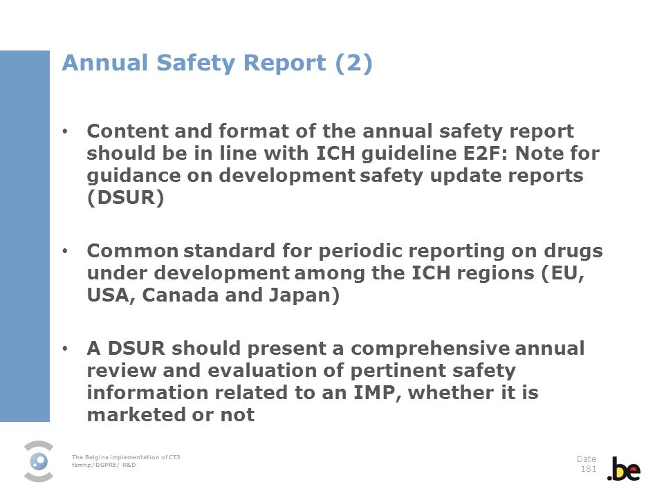 Annual Safety Report (2)