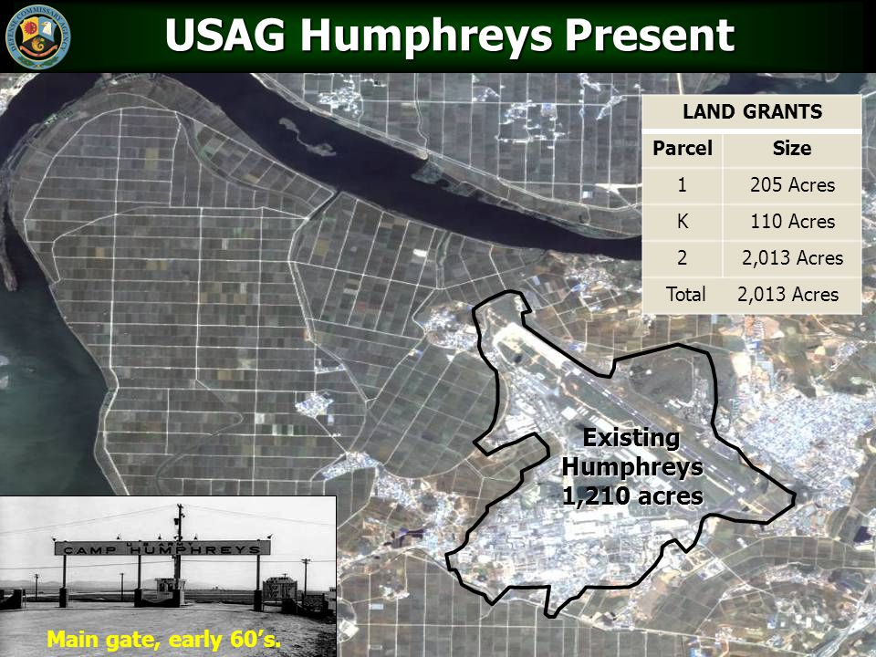 USAG Humphreys Present