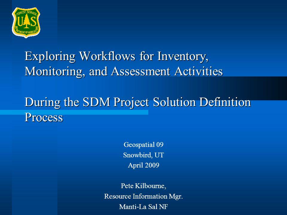 Resource Information Mgr.