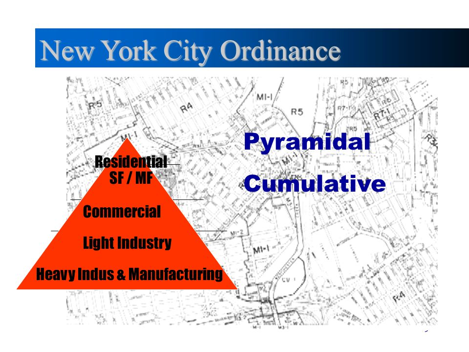 New York City Ordinance