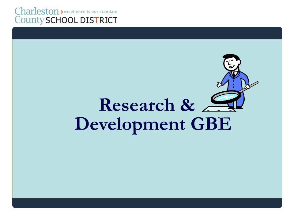 Research & Development GBE