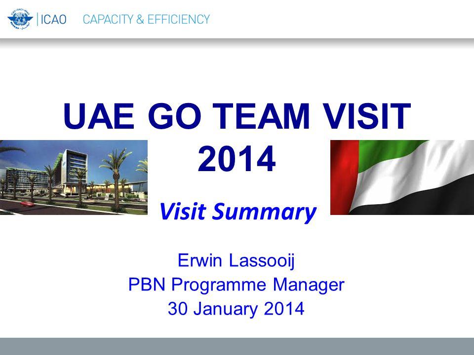Erwin Lassooij PBN Programme Manager 30 January 2014