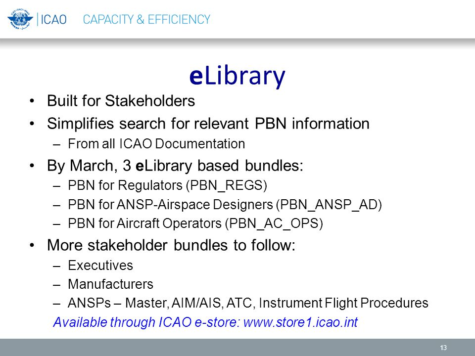 eLibrary Built for Stakeholders