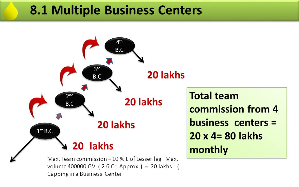 8.1 Multiple Business Centers