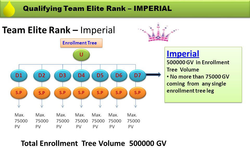Team Elite Rank – Imperial
