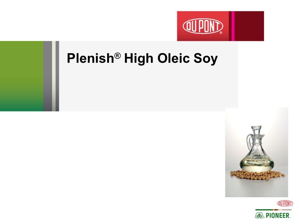 Plenish® High Oleic Soy