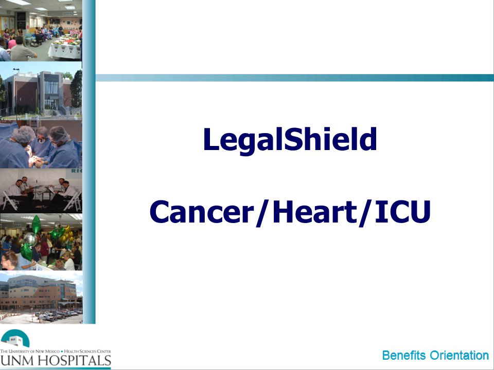 LegalShield Cancer/Heart/ICU