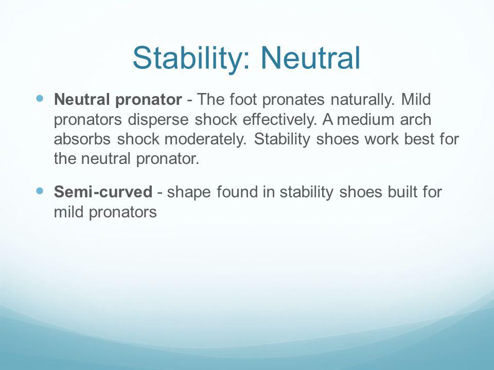 Stability: Neutral