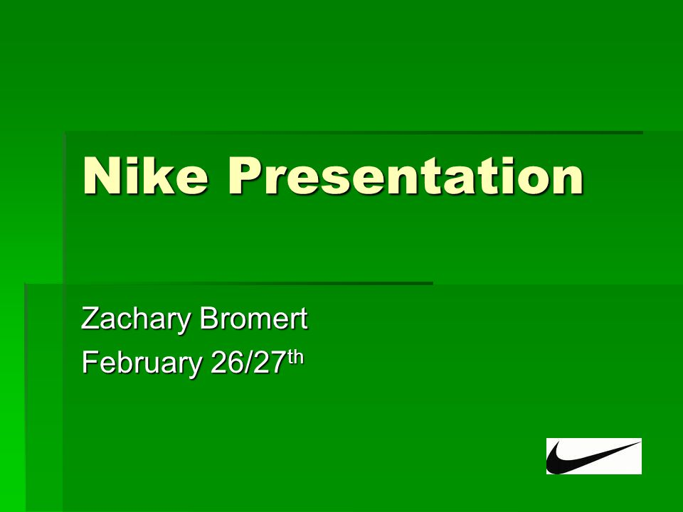 Zachary Bromert February 26/27th