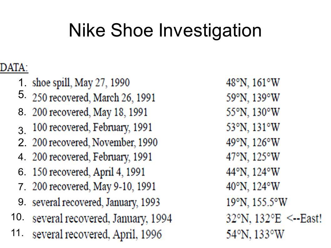 Nike Shoe Investigation