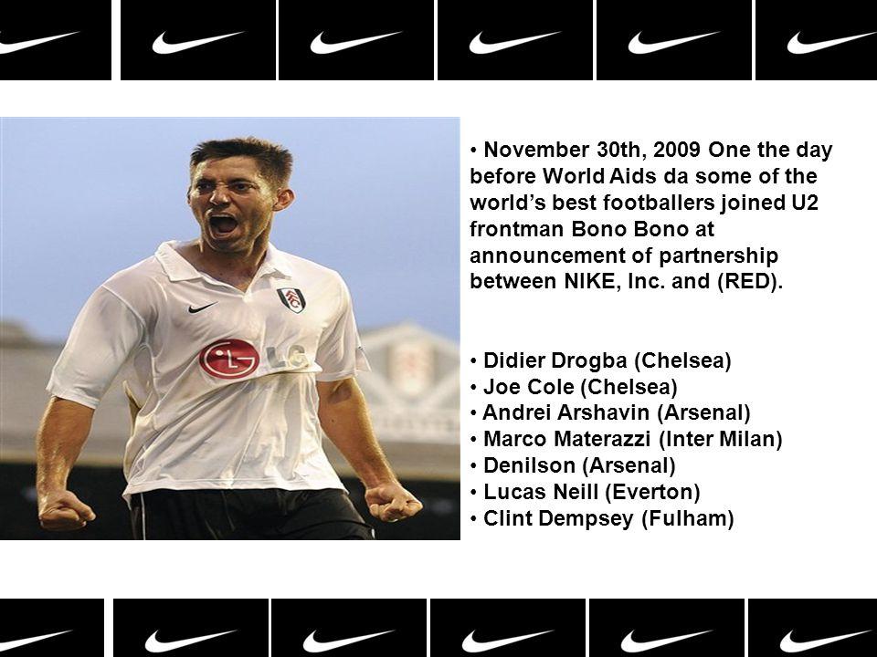 Didier Drogba (Chelsea) Joe Cole (Chelsea) Andrei Arshavin (Arsenal)