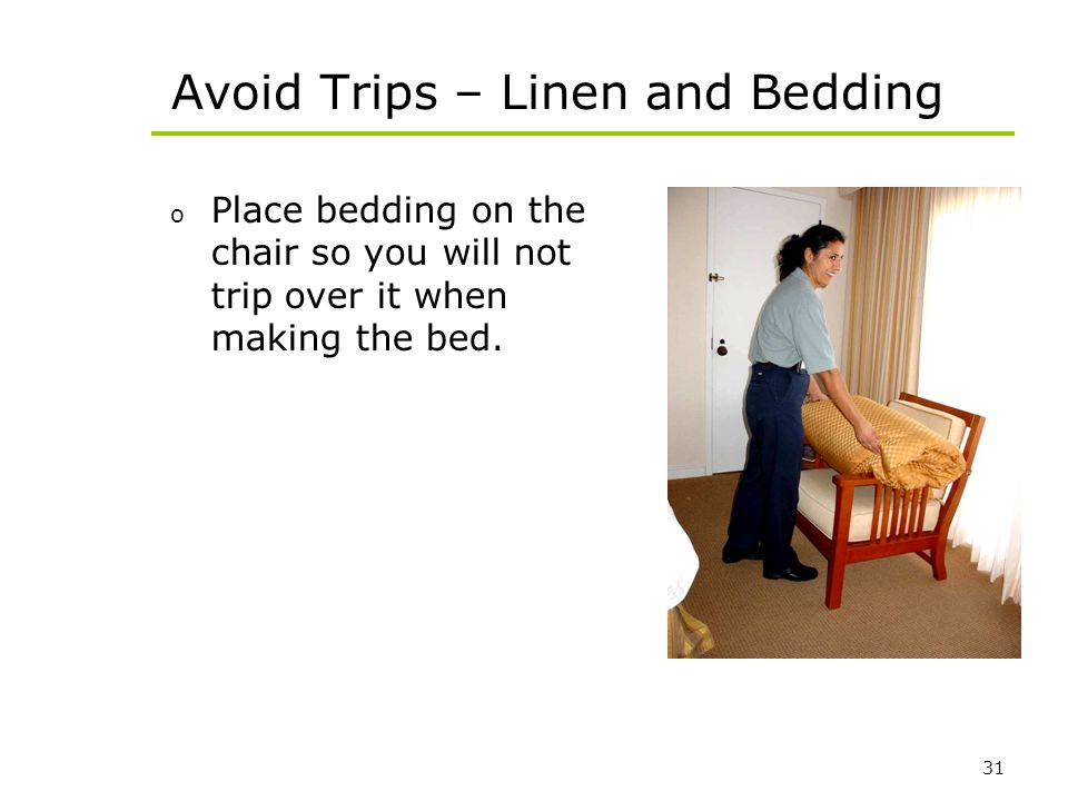 Avoid Trips – Linen and Bedding