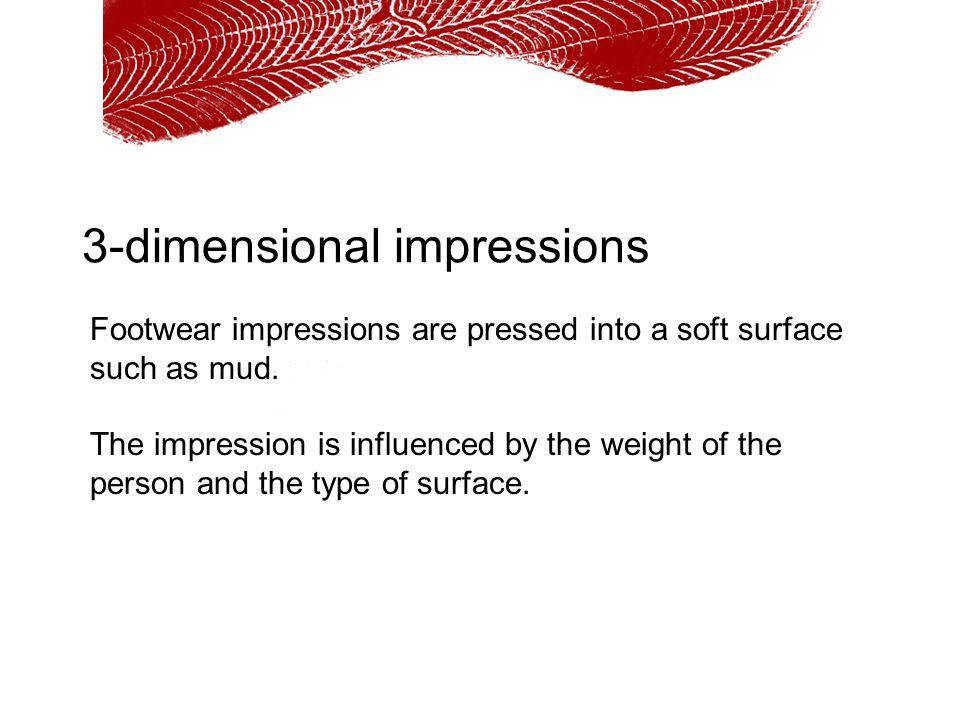 3-dimensional impressions