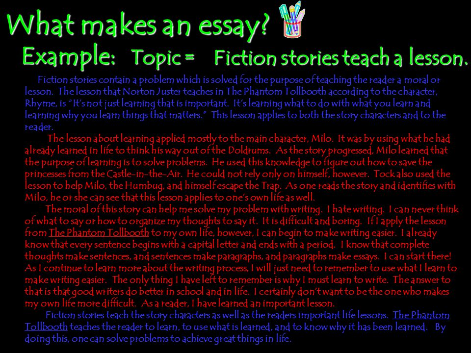 writing an essay of a story Essay about a valuable life lesson that you have learned-feedback