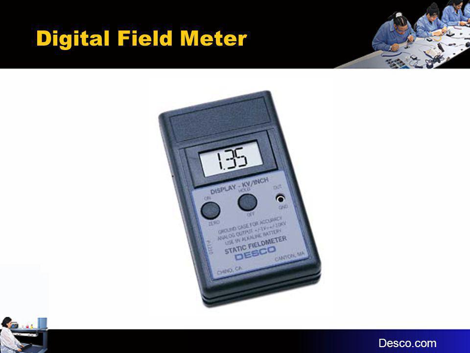 Digital Field Meter Desco.com