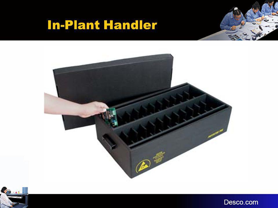 In-Plant Handler Desco.com
