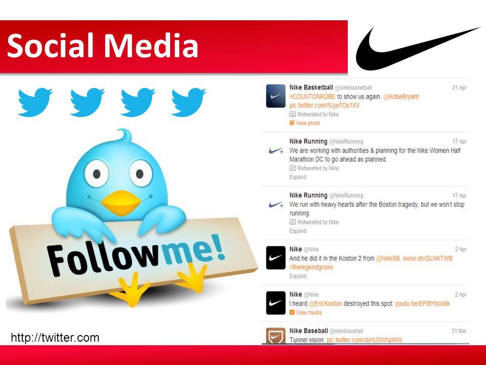 Social Media http://twitter.com