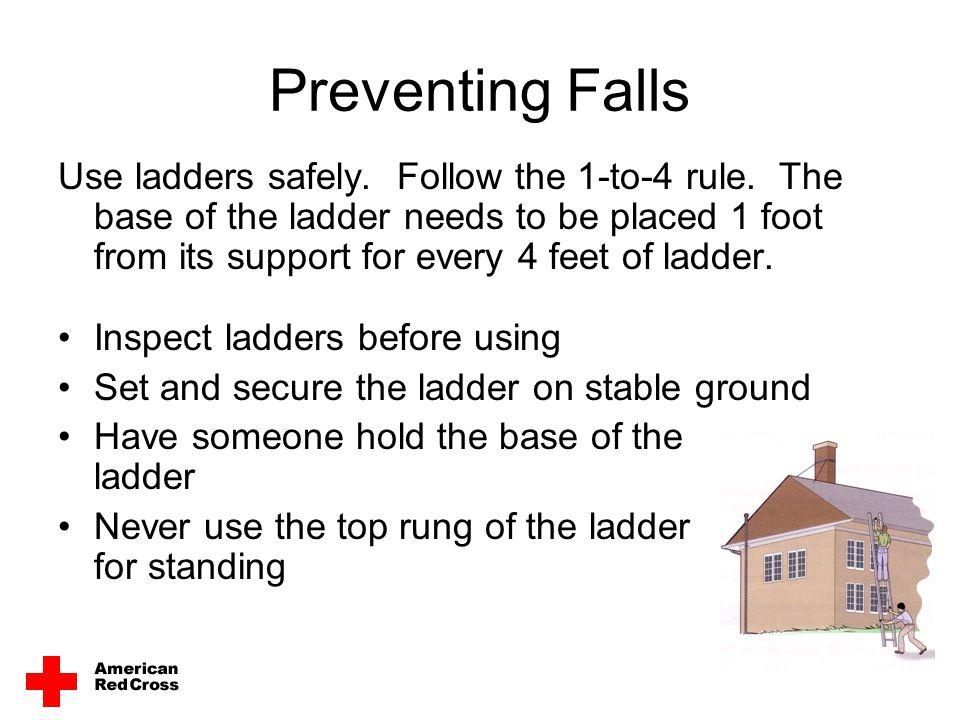 Preventing Falls