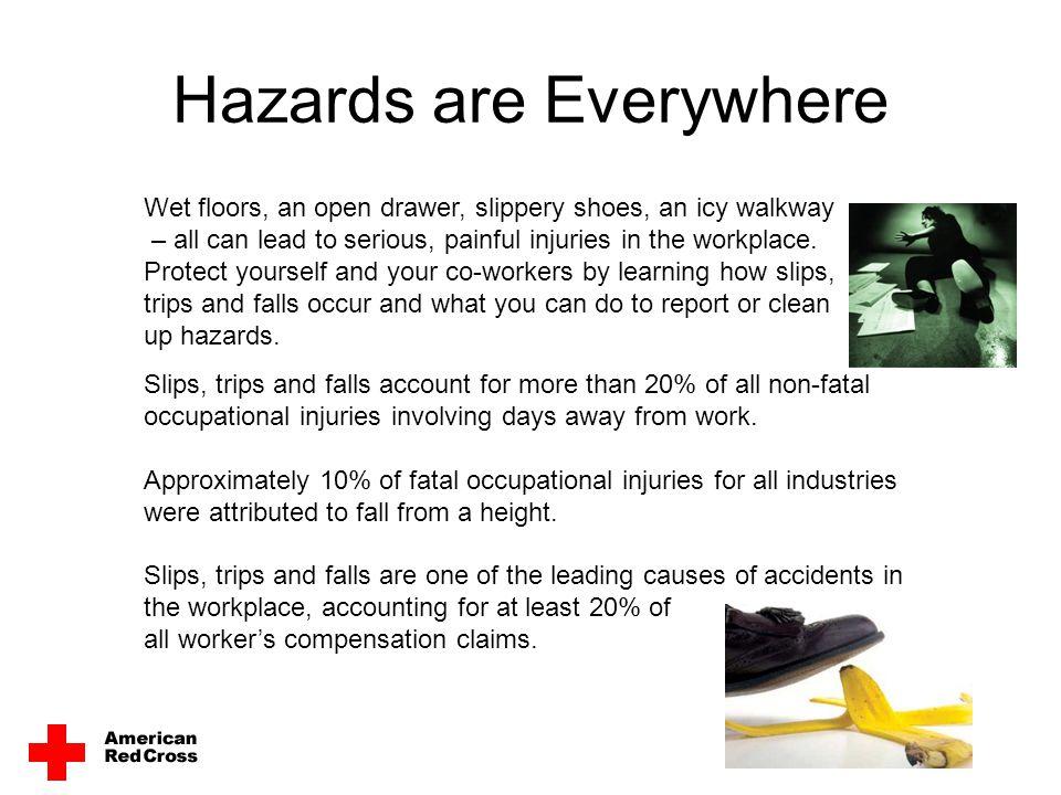 Hazards are Everywhere
