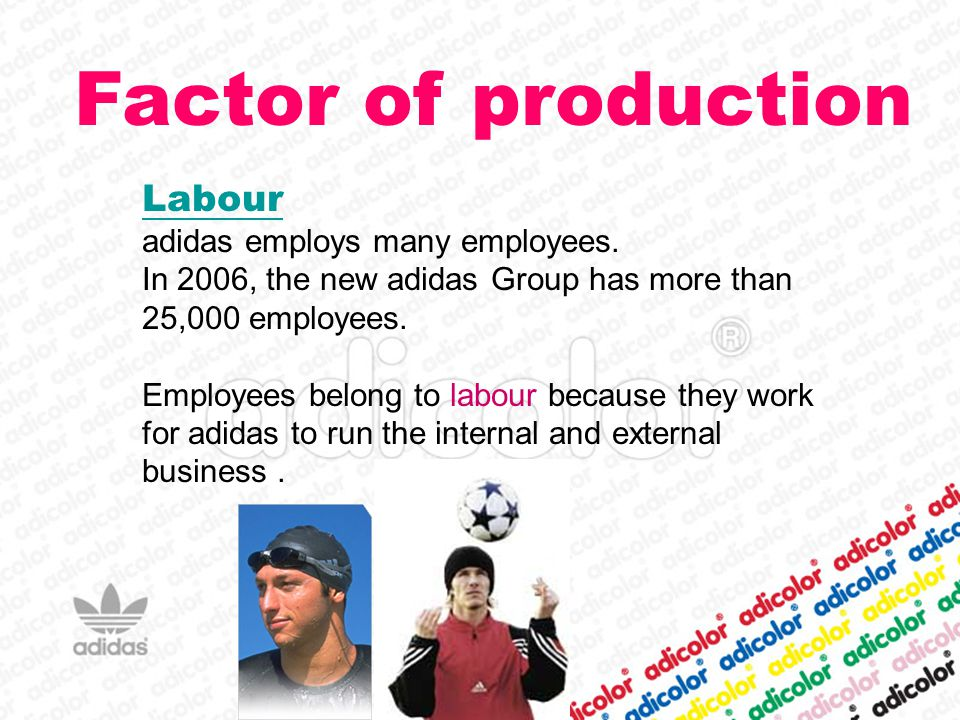 Factor of production Labour