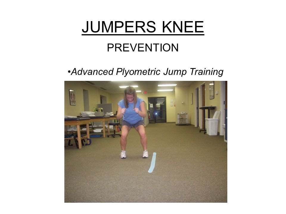 Advanced Plyometric Jump Training