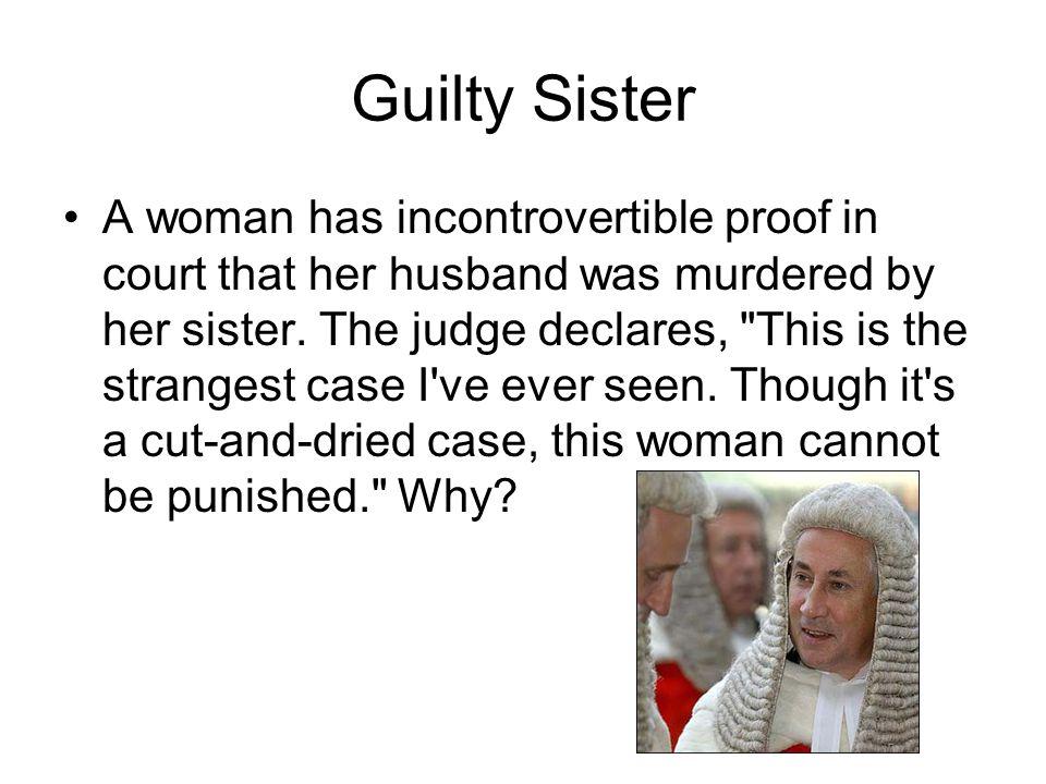 Guilty Sister