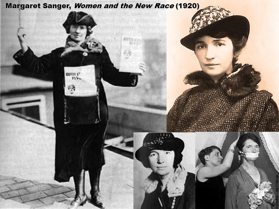 Margaret Sanger, Women and the New Race (1920)