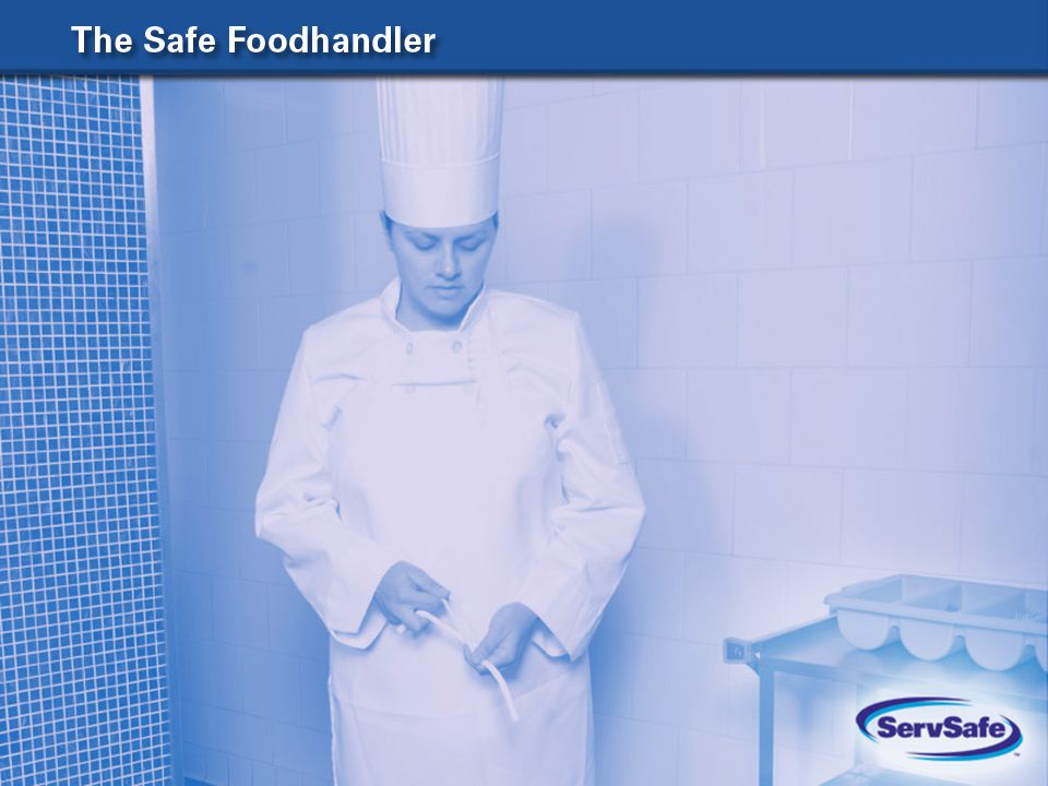 Instructor Notes People are often the cause of foodborne illnesses. It is important for managers to lead by example.