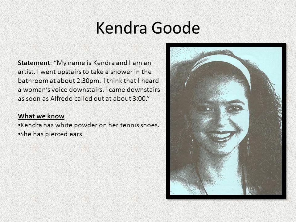Kendra Goode
