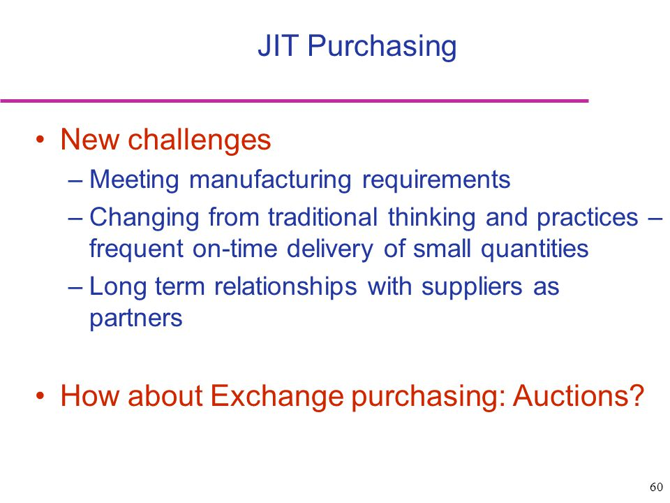 How about Exchange purchasing: Auctions