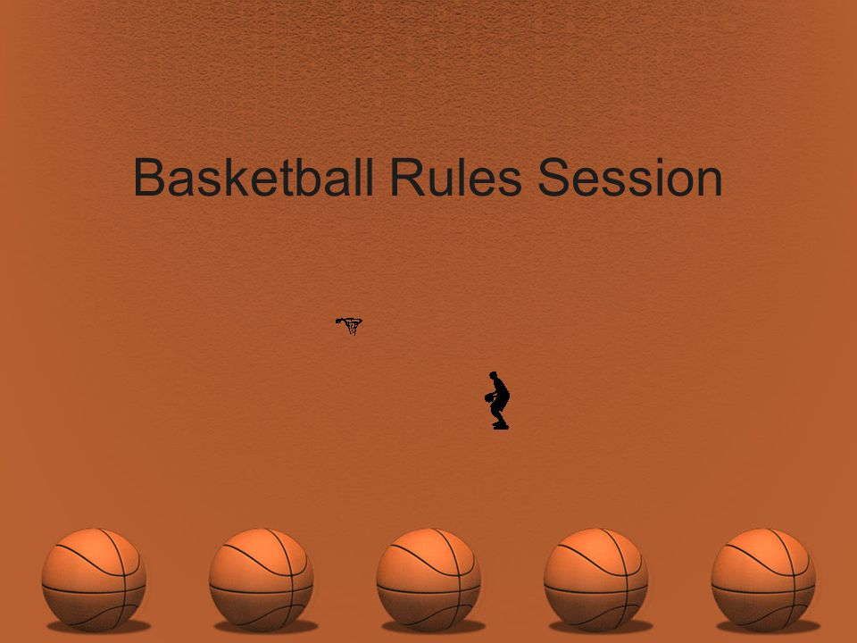 Basketball Rules Session