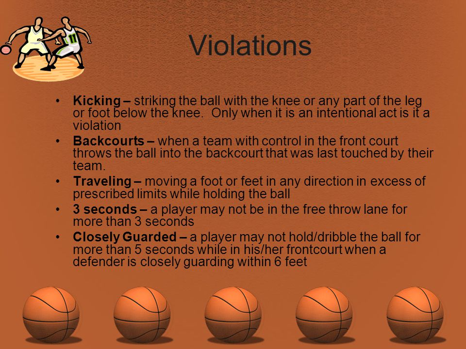Violations