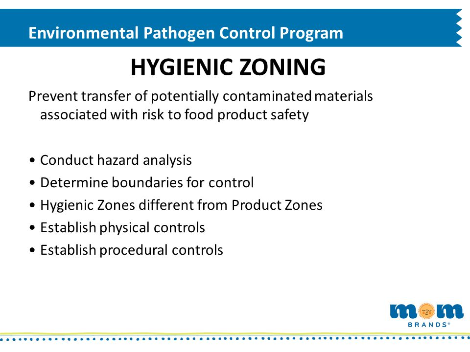 Environmental Pathogen Control Program