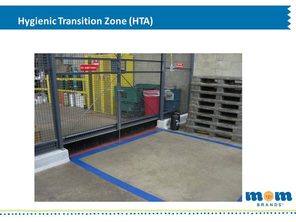 Hygienic Transition Zone (HTA)