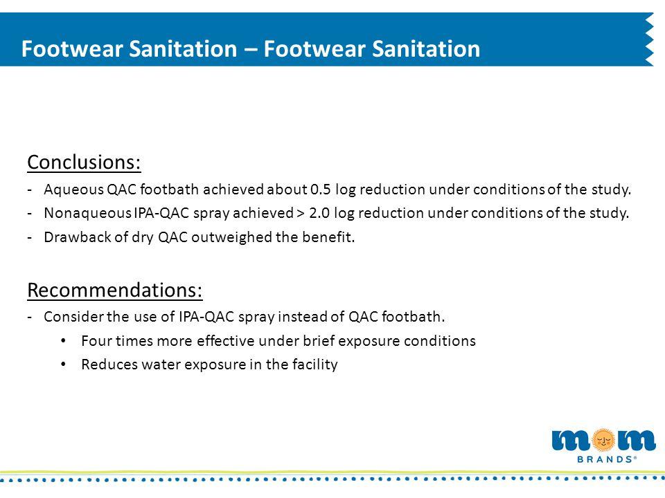 Footwear Sanitation – Footwear Sanitation