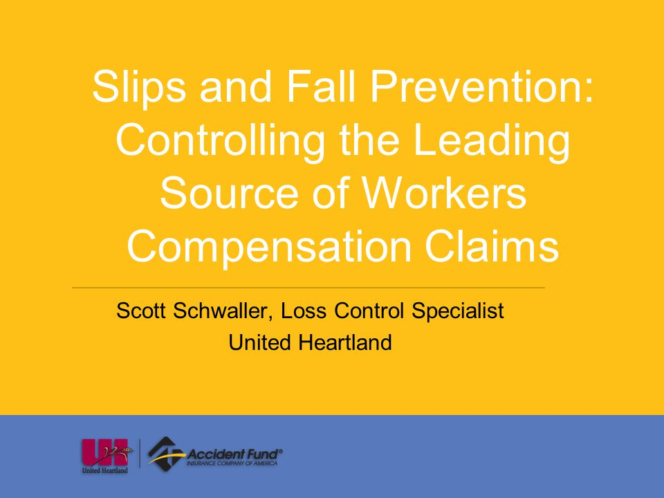 Scott Schwaller, Loss Control Specialist United Heartland
