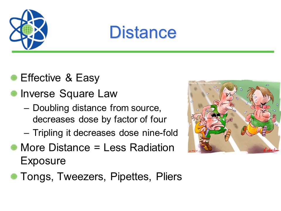 Distance Effective & Easy Inverse Square Law