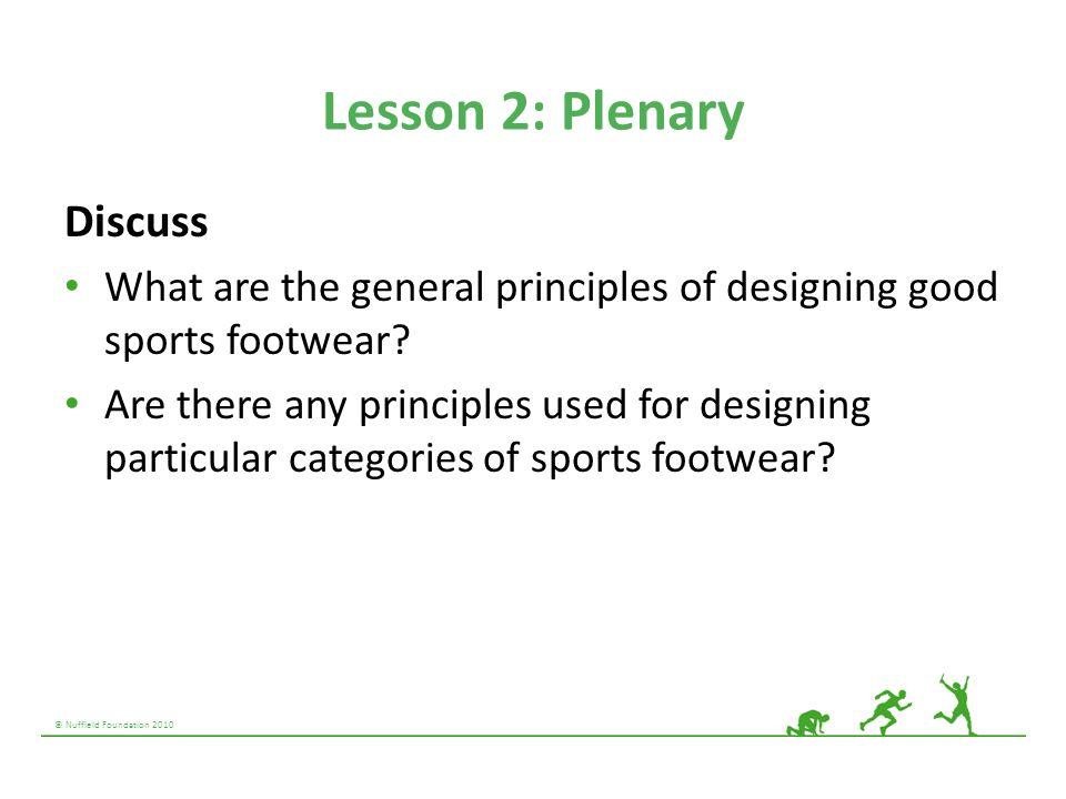 Lesson 2: Plenary Discuss