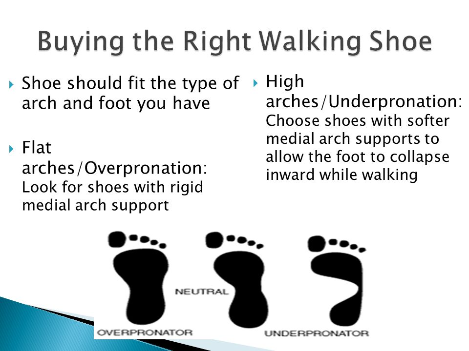how to tell if you have a high foot arch