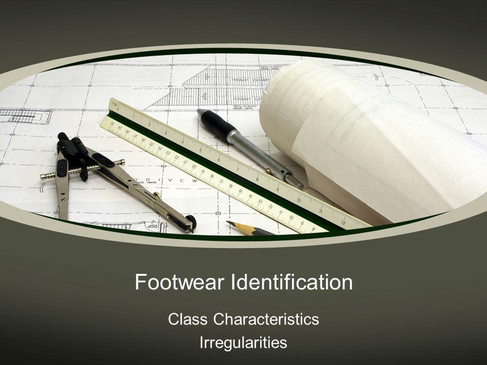 Footwear Identification