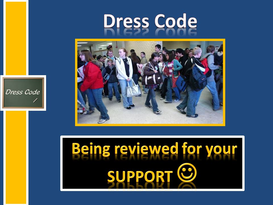 Being reviewed for your SUPPORT 