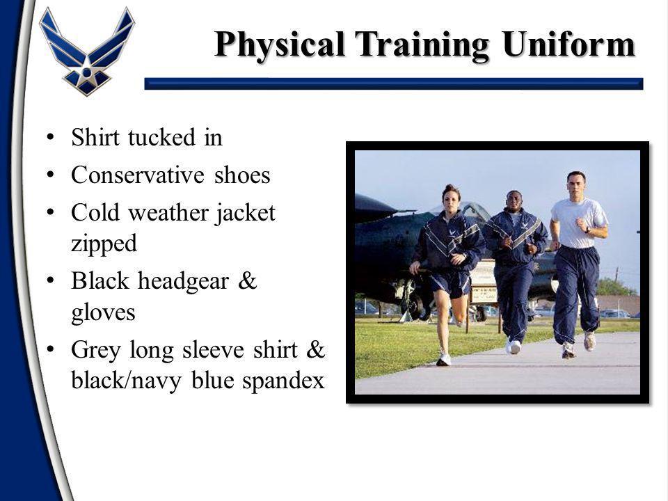 Physical Training Uniform