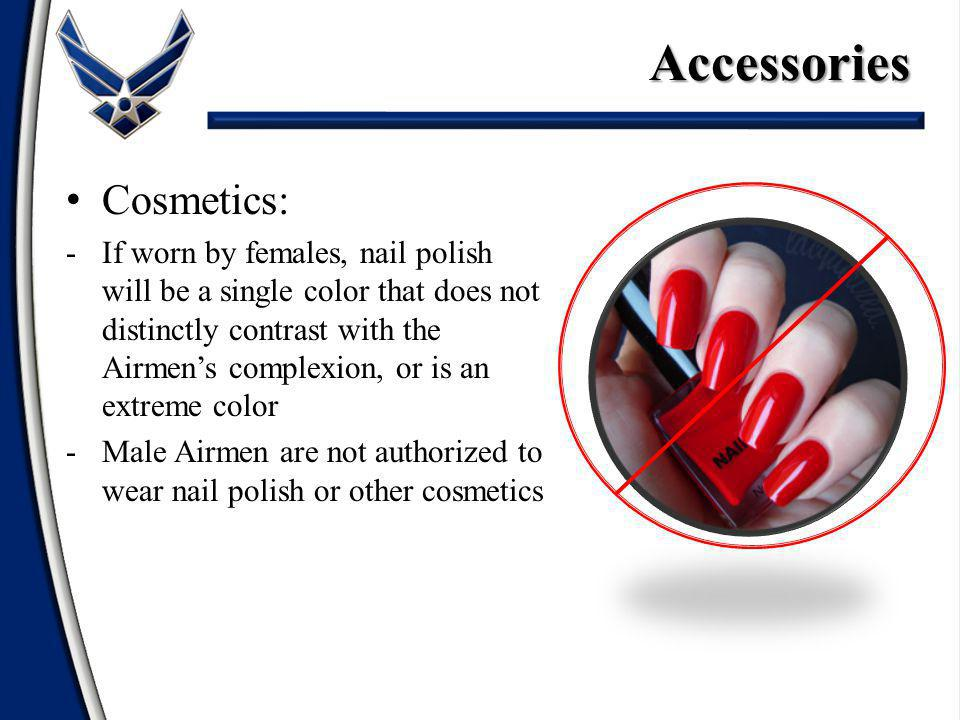 Accessories Cosmetics: