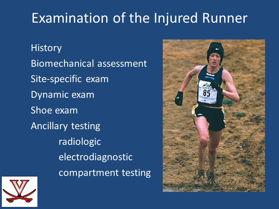 Examination of the Injured Runner