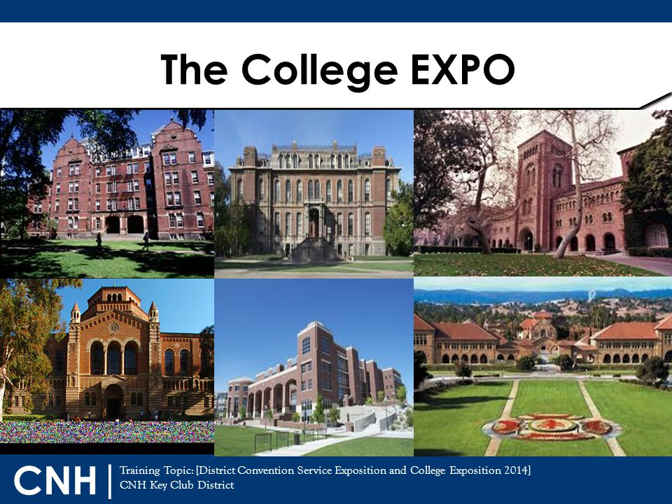 The College EXPO