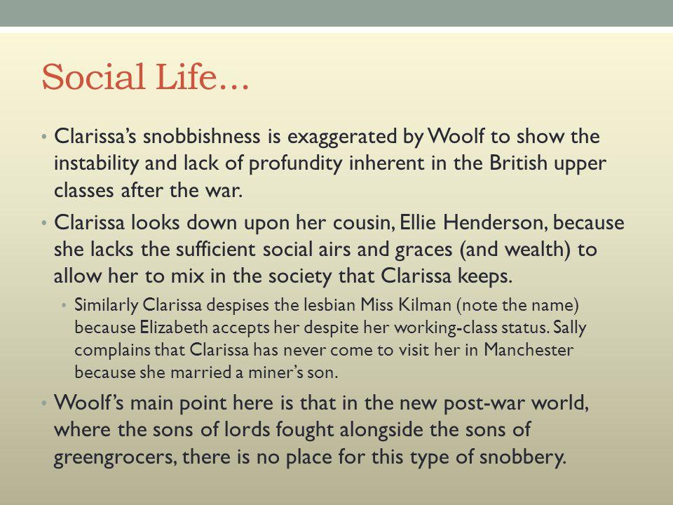 Social Life...