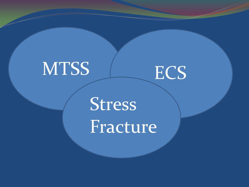 MTSS ECS Stress Fracture